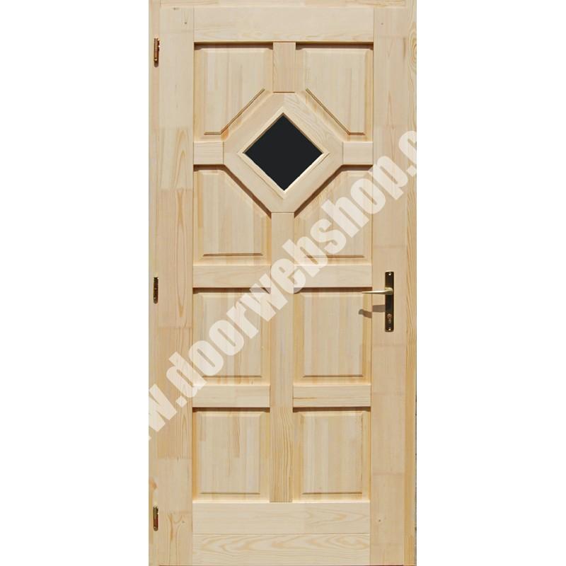 tarna holz eingangst r. Black Bedroom Furniture Sets. Home Design Ideas